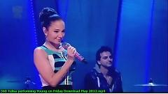 Young On Friday (Live) - Tulisa