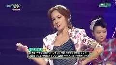 I Can Picture It (150710 Music Bank) - Chae Yeon