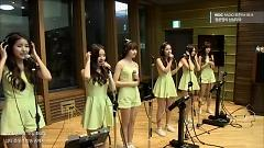 Under The Sky (150818 MBC Radio) - G-Friend