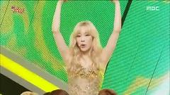 Lion Heart (150829 Music Core) - Girls' Generation (SNSD)