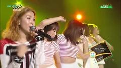 Who Are You (150529 Music Bank) - BoA