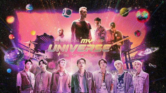 My Universe - Coldplay, BTS