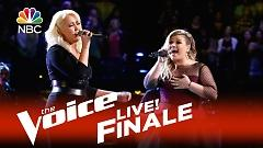 Invincible (The Voice 2015:Live Finale) - Meghan Linsey, Kelly Clarkson