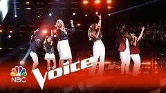 Rocket Man/Saturday Night's Alright (for Fighting) (The Voice 2015) - Joshua Davis, Koryn Hawthorne, Hannah Kirby, Kimberly Nichole, Sawyer Fredericks, Rob Taylor, Meghan Linsey, Deanna Johnson, Lê Minh