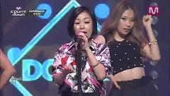 Double Kiss (140619 M! Countdown) - Lena Park