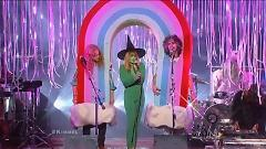Lucy In The Sky With Diamonds (Live On Jimmy Kimmel Live) - The Flaming Lips