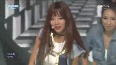 Ring My Bell (150726 Inkigayo) - Girl's Day