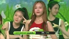 Ice Summer (150712 Inkigayo) - Song Haye