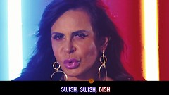 Swish Swish (Lyric Video Starring Gretchen) - Katy Perry, Nicki Minaj