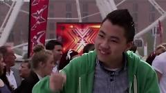 I Have Nothing (The X Factor UK 2012) - Jason Viet Tien