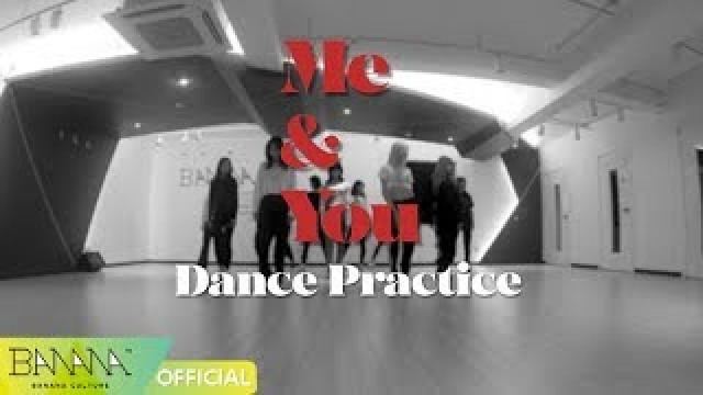Me & You (Dance Practice Video) - EXID