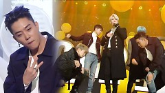 Three Words - Goodbye Stage (170101 Inkigayo) - Sechskies