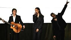 FourFiveSeconds (Live At Grammy 57th) - Rihanna, Kanye West, Paul McCartney