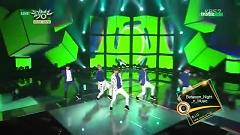 Between Night N Music (150410 Music Bank) - B.I.G (Boys In Groove)