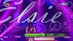 I'm Good (150523 Music Core) - Elsie (Eunjung)