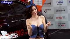 Nonstop Bass Cực Mạnh 2016 - Auto Show Girl Model - DJ V.A