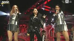 All Night & I Love It (MAMA 2013) - Icona Pop, CL