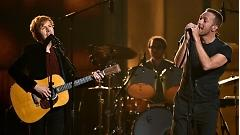 Heart Is A Drum (Live At Grammy 57th) - Beck, Chris Martin