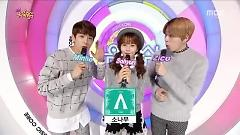 MC Cut (150110 Music Core) - Minho, Zico, Kim So Hyun