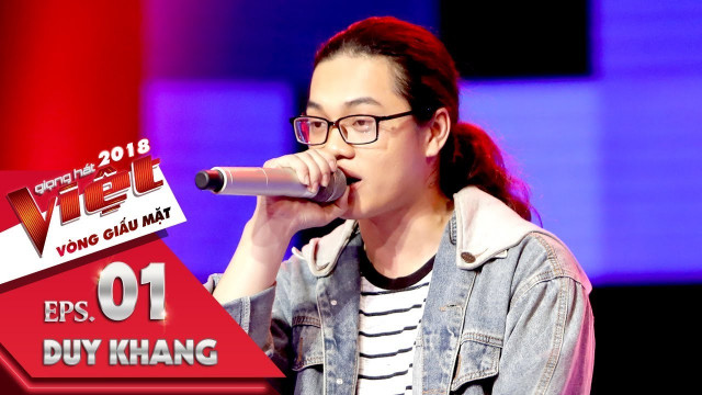 Can't Feel My Face (The Voice - Giọng Hát Việt 2018) - Trần Duy Khang