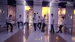 Swing (嘶吼) - Super Junior M