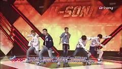 Black Out (Ep 157 Simply Kpop) - N.Sonic