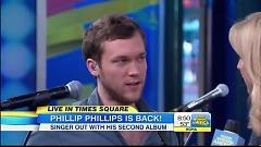 Home (Live On Good Morning America) - Phillip Phillips