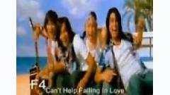 Can't Help Falling In Love - F4