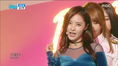 Fri. Sat. Sun (161022 Music Core) - Dalshabet