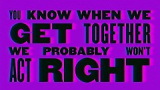 Right Now (Lyric Video) - Snakehips, D.R.A.M., H.E.R.