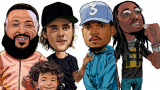 No Brainer - DJ Khaled, Justin Bieber, Chance The Rapper, Quavo