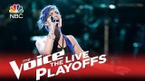 Ex's And Oh's (The Voice 2015 Live Playoffs) - Ellie Lawrence