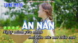 Ăn Năn (Karaoke Tone Nam) - Various Artists